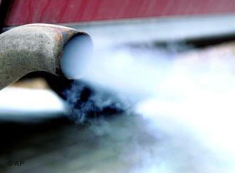 Poluição do ar aumenta o risco de doenças cardiovasculares