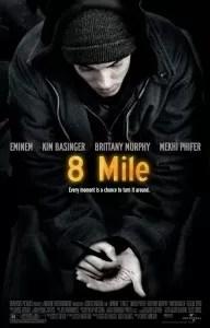 8 mile locandina