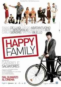 Happy family locandina