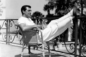 Cary Grant gambe