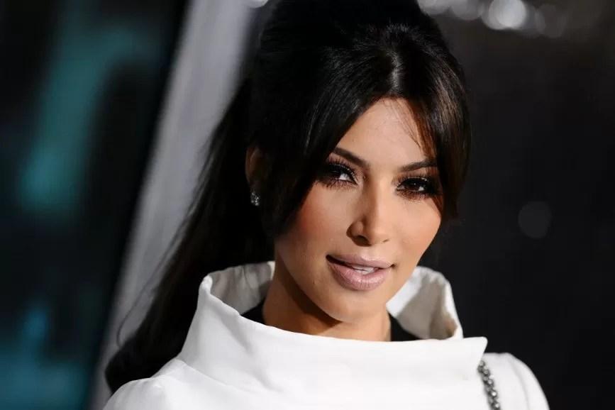 Kim Kardashian filmografia