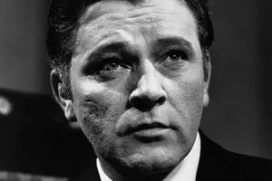 Richard Burton b/n
