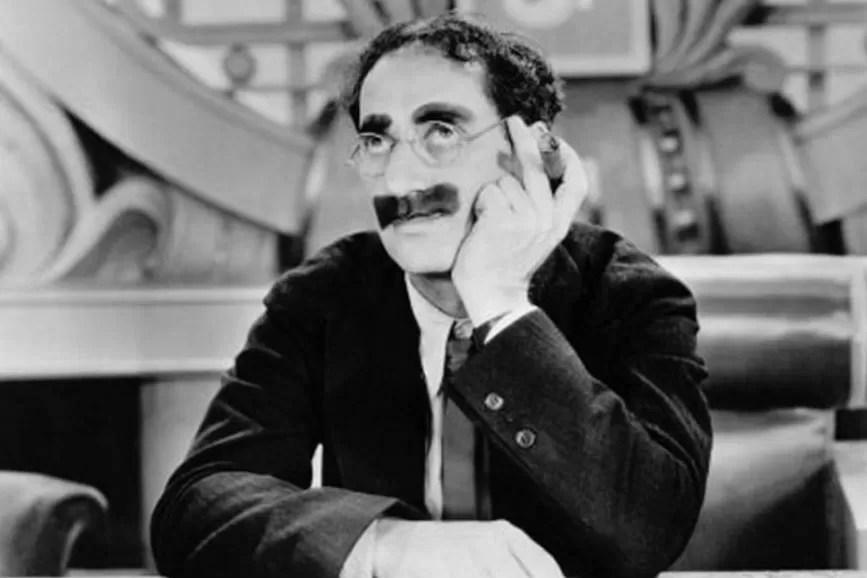 Grucho Marx attore