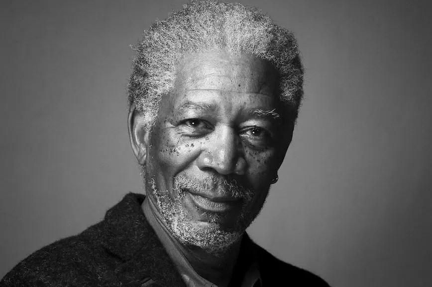Morgan Freeman Filmografia