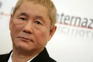 Takeshi Kitano Attore