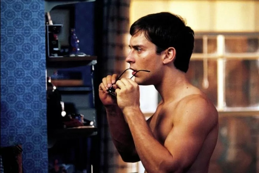 Tobey Maguire Peter Parker