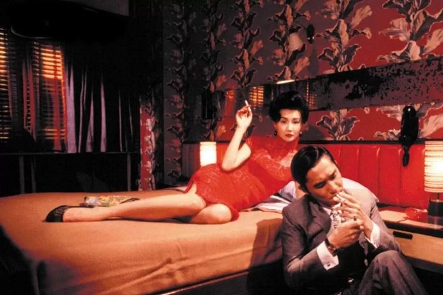 In the Mood for Love scena film