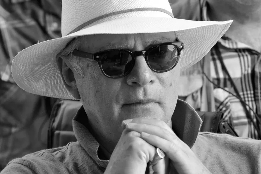 barry levinson black and white