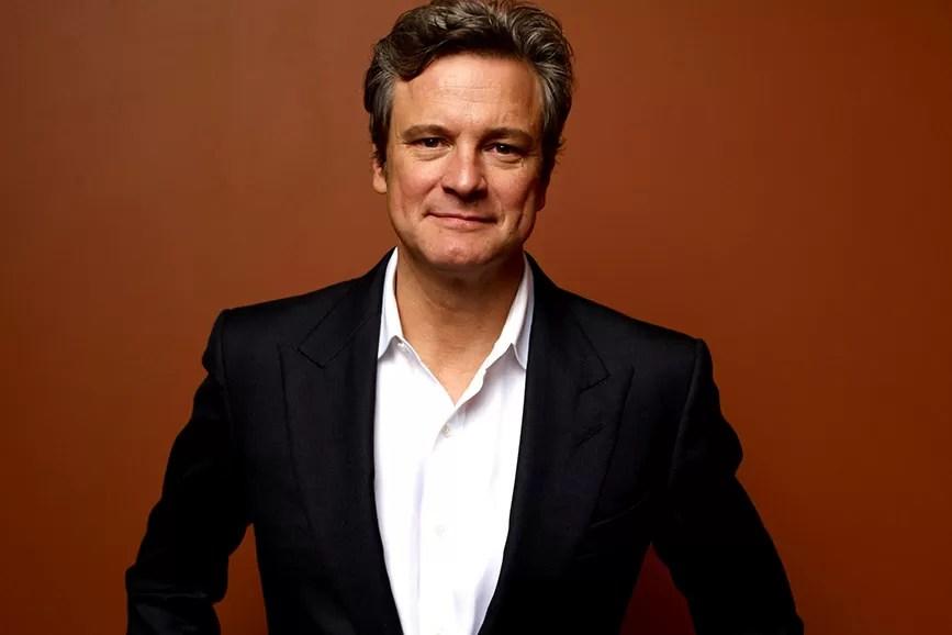 Colin Firth filmografia
