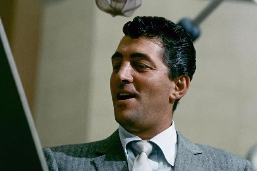 Dean Martin cravatta