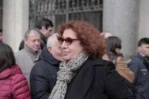 Athina Cenci sciarpa