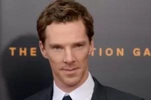 Benedict Cumberbatch sorriso