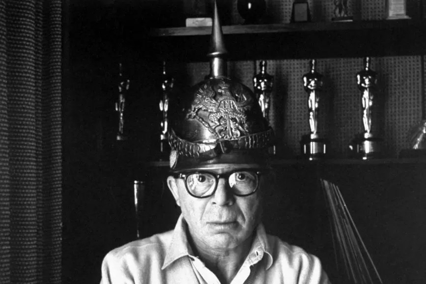 Billy Wilder occhiali