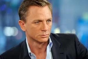 Daniel Craig evento
