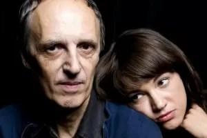 Dario Argento e figlia