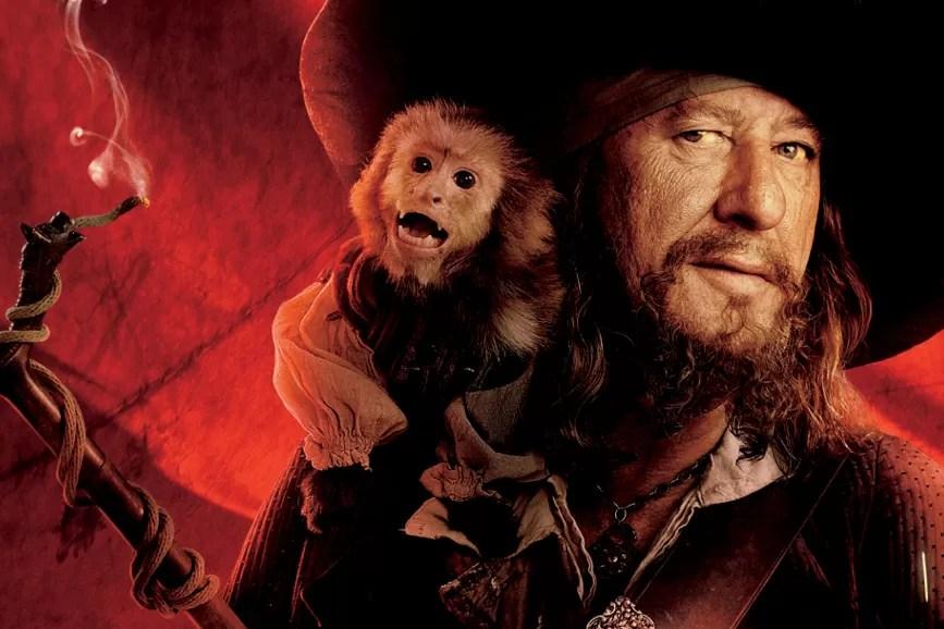 Geoffrey Rush Hector Barbossa