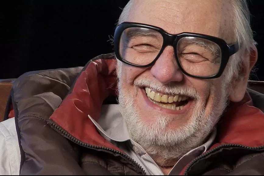 George Romero Sorriso