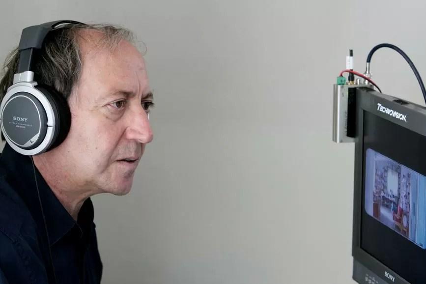 Giuseppe Piccioni alla regia