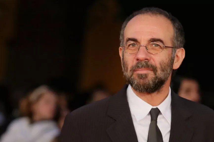 Giuseppe Tornatore cravatta