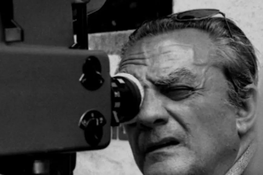 Luchino Visconti macchina da presa