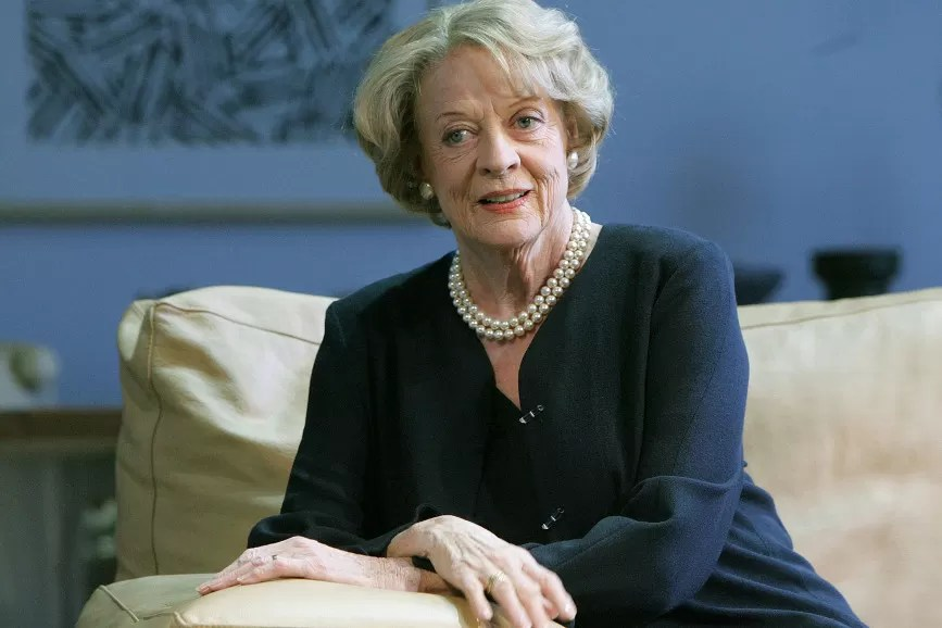 Maggie Smith filmografia