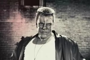 Mickey Rourke Sin City film