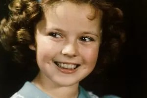 Shirley Temple sorriso