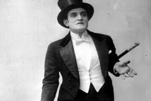Ettore Petrolini attore