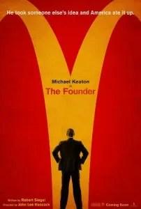 The Founder - Teaser poster