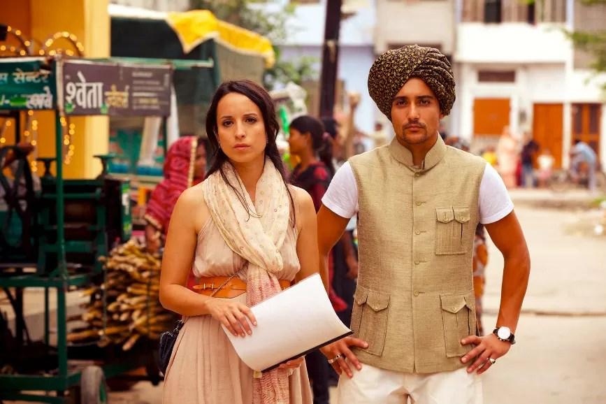 Stasera in tv la ragazza con lo smeraldo indiano