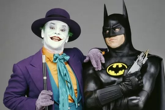 Batman 1989 tim burton