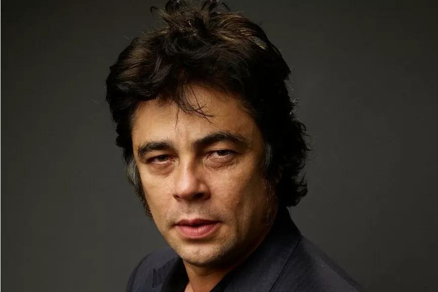 Benicio del Toro Primo Piano