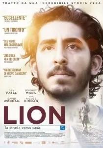 Lion - La strada verso casa locandina