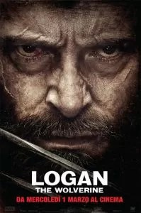 """Logan - The Wolverine"": la locandina del film."