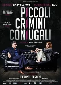 Poster del film Piccoli crimini coniugali