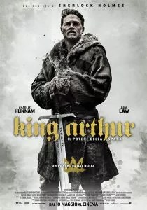 King Arthur - Il potere della spada poster