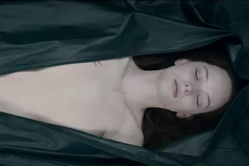 Autopsy il misterioso corpo di Jane Doe.