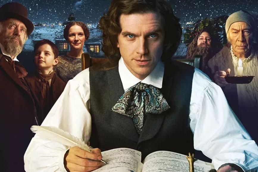 Dickens - L'uomo che inventò il Natale review