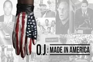 """locandina del documentario O"""".J. Made in America"""""""
