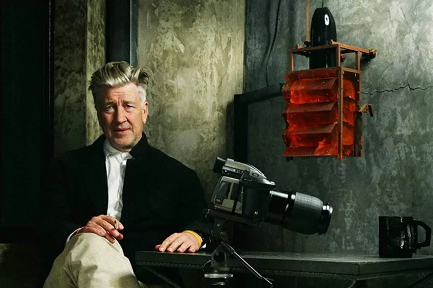 David Lynch news