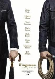 poster Kingsman - Il cerchio d'oro