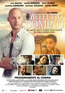 Aeffetto Domino poster