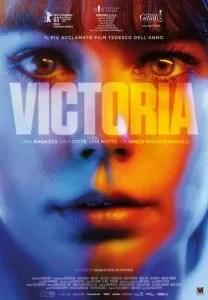 Victoria poster del film