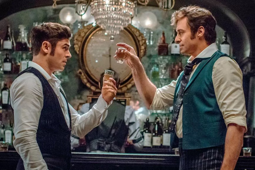 Box Office USA The Greatest Showman