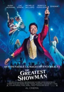 The Greatest Showman loc ita