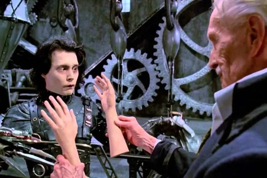 Edward mani di forbice Sequel