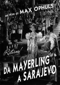 Da Mayerling a Sarajevo Poster