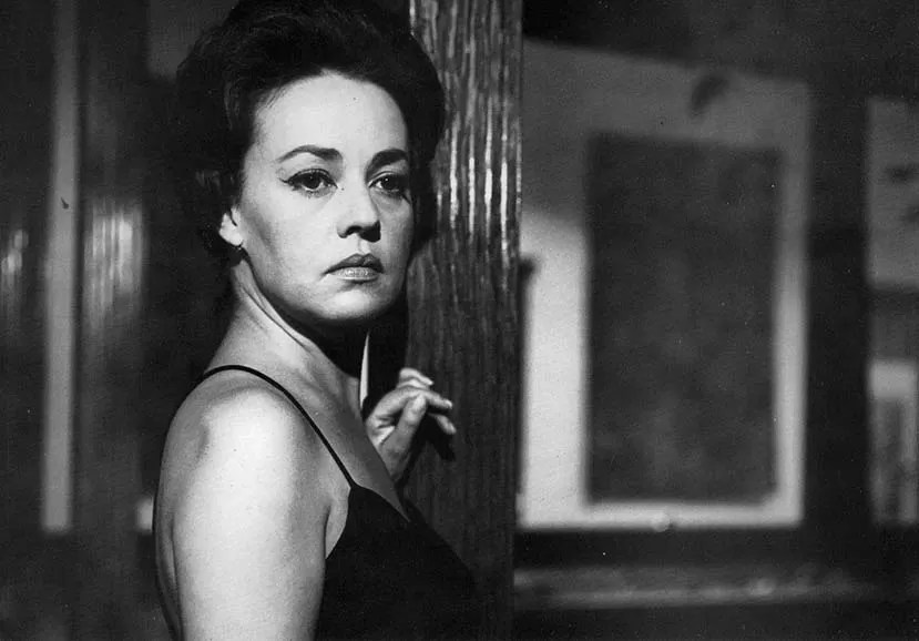 Jeanne Moreau attrice