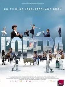 The Paris Opera locandina