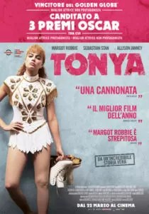 Tonya - locandina italiana